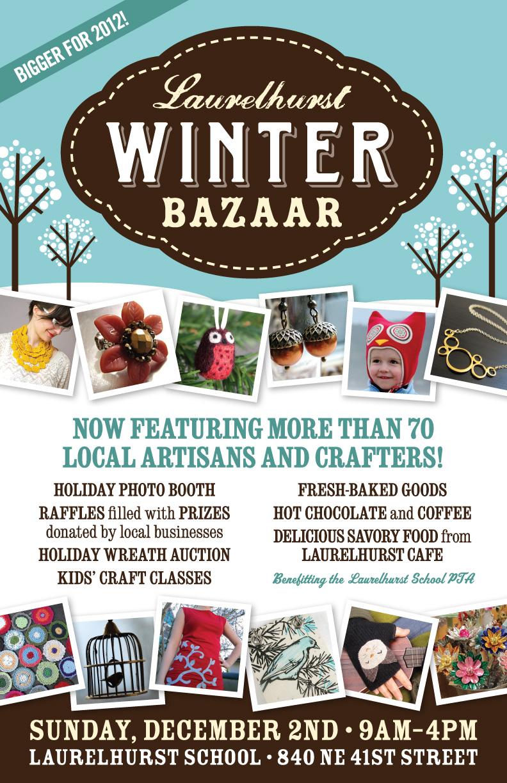 laurelhurst_winter_bazaar_poster_2012