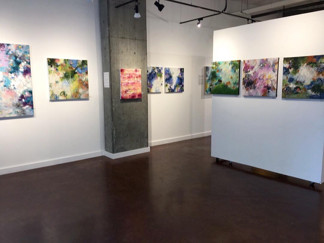 Featured Exhibit at gallery in the Pearl District | Portland, OR