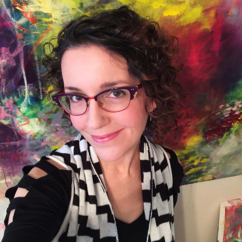 Paulette Insall art studio abstract painter portland oregon.jpeg