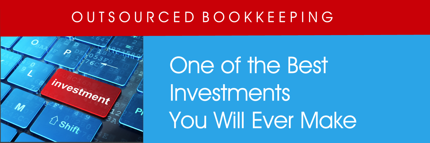Outsourced Bookkeeping as an Investment in Your Business