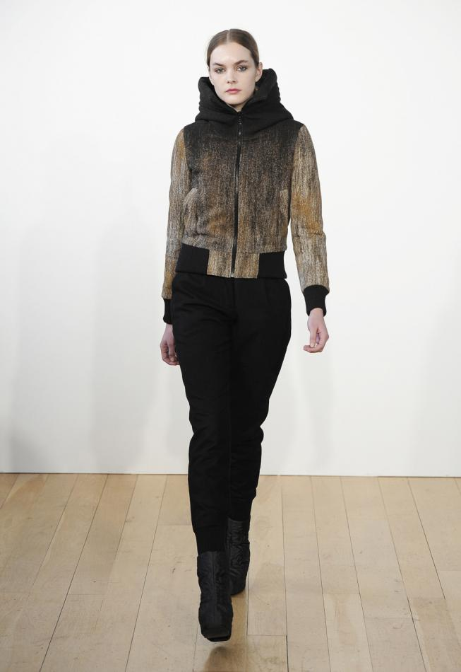 Christopher Raeburn Wool Bomber from their AW13 Signal / Optics Collection
