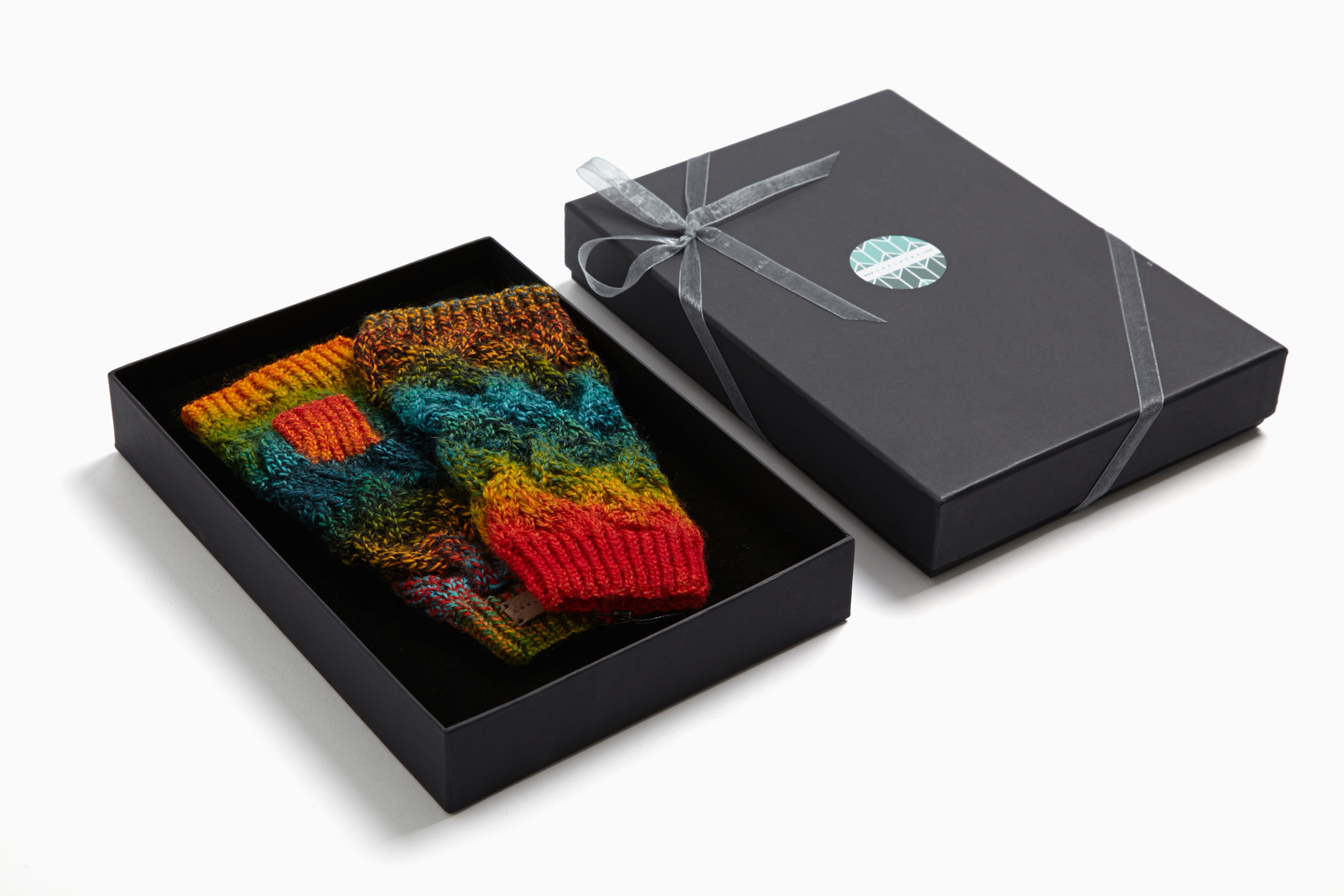You'll be able to pick up giftable pieces such as these CHELACHE Hackney Handwarmers