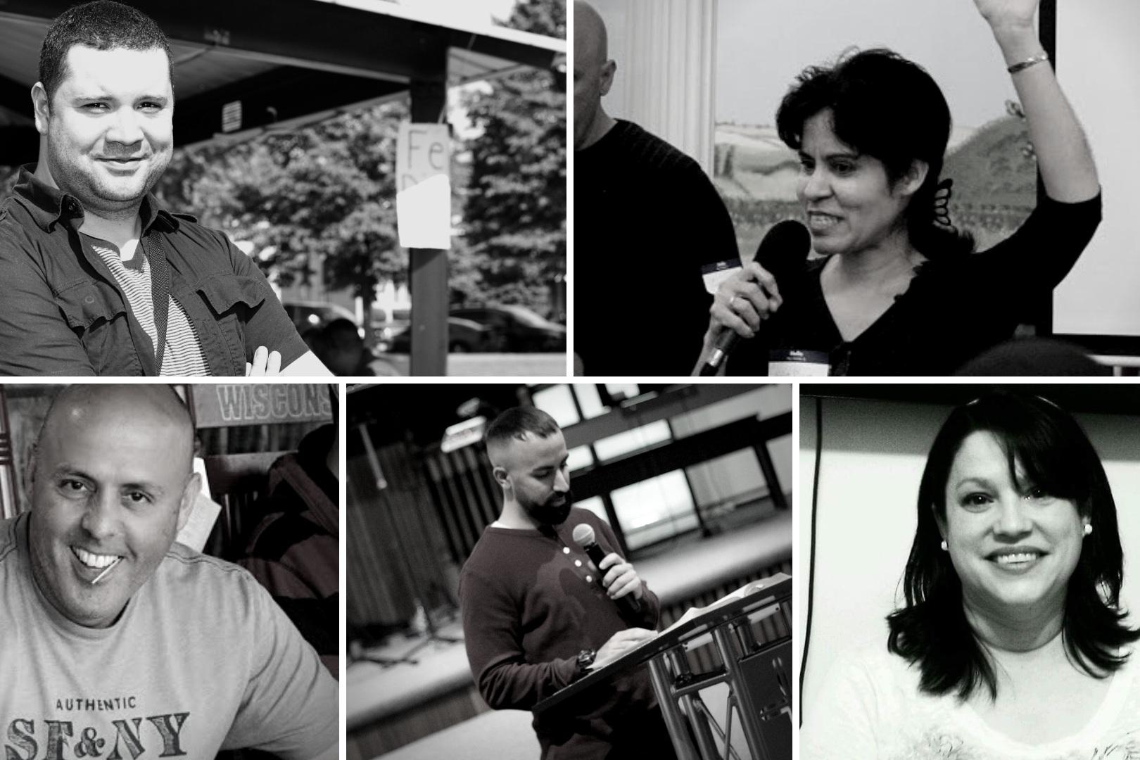 The BT Ministry Team: Joemo, Nidia, Javier, Joseph, Jeanette