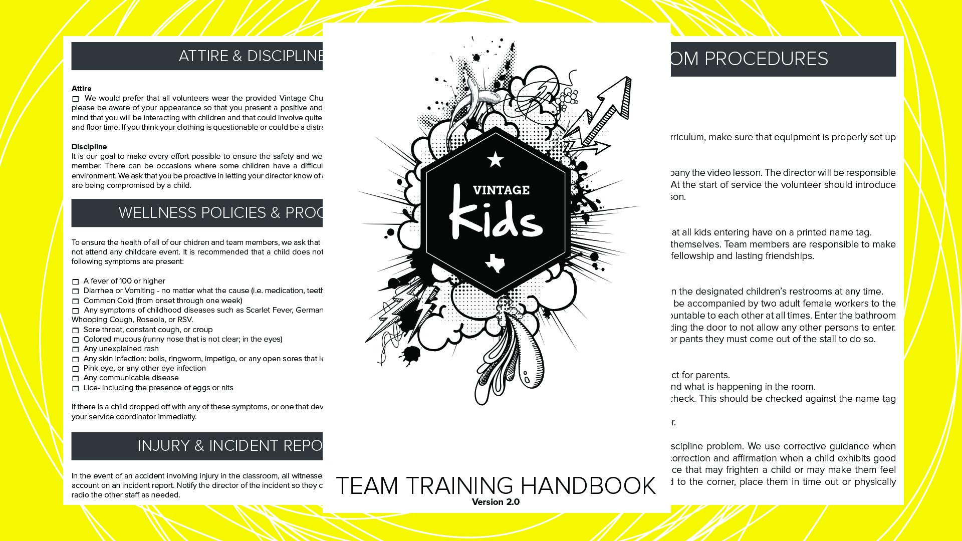 Kids Leader Training Manual