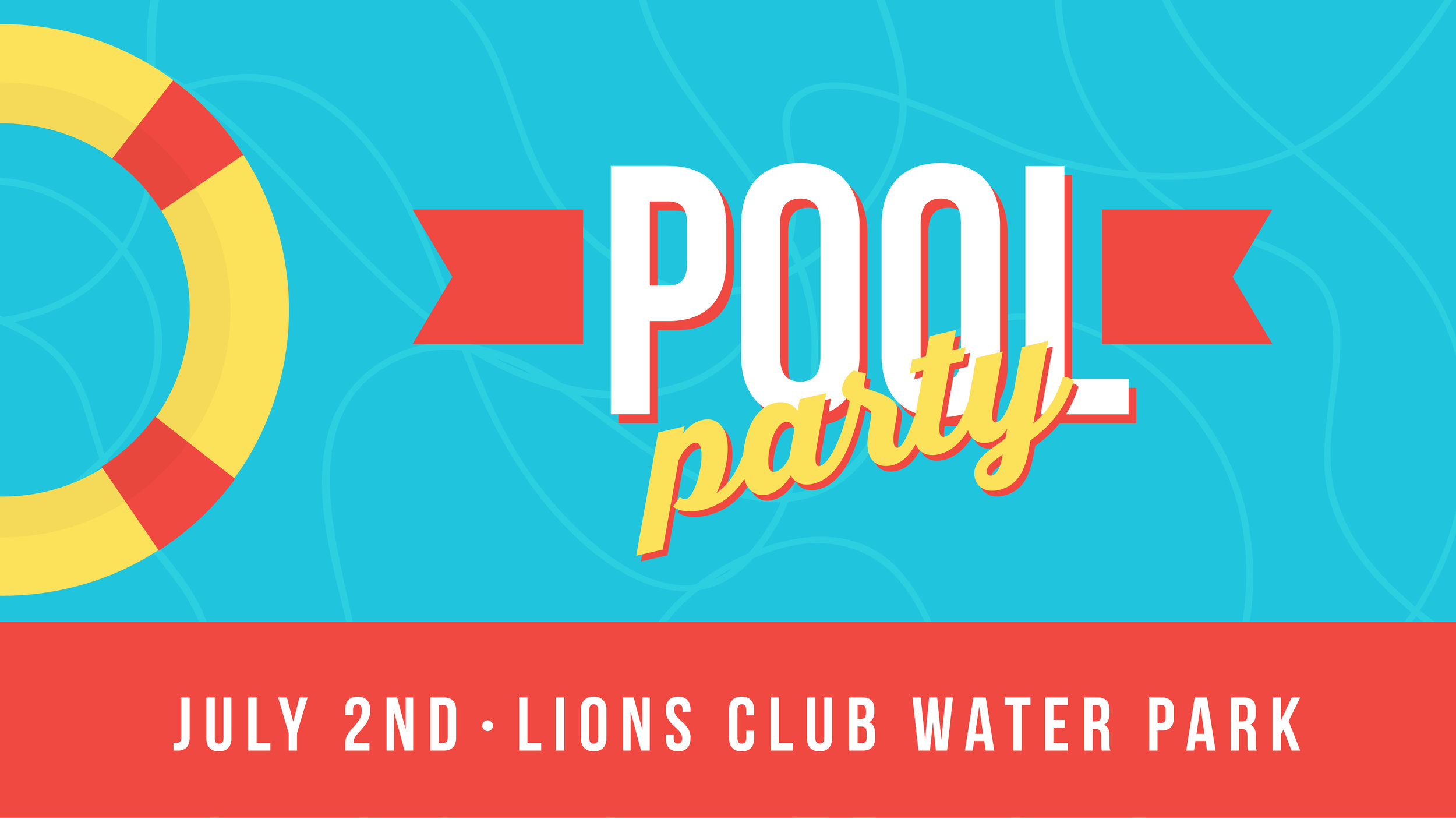 Pool Party - Graphics