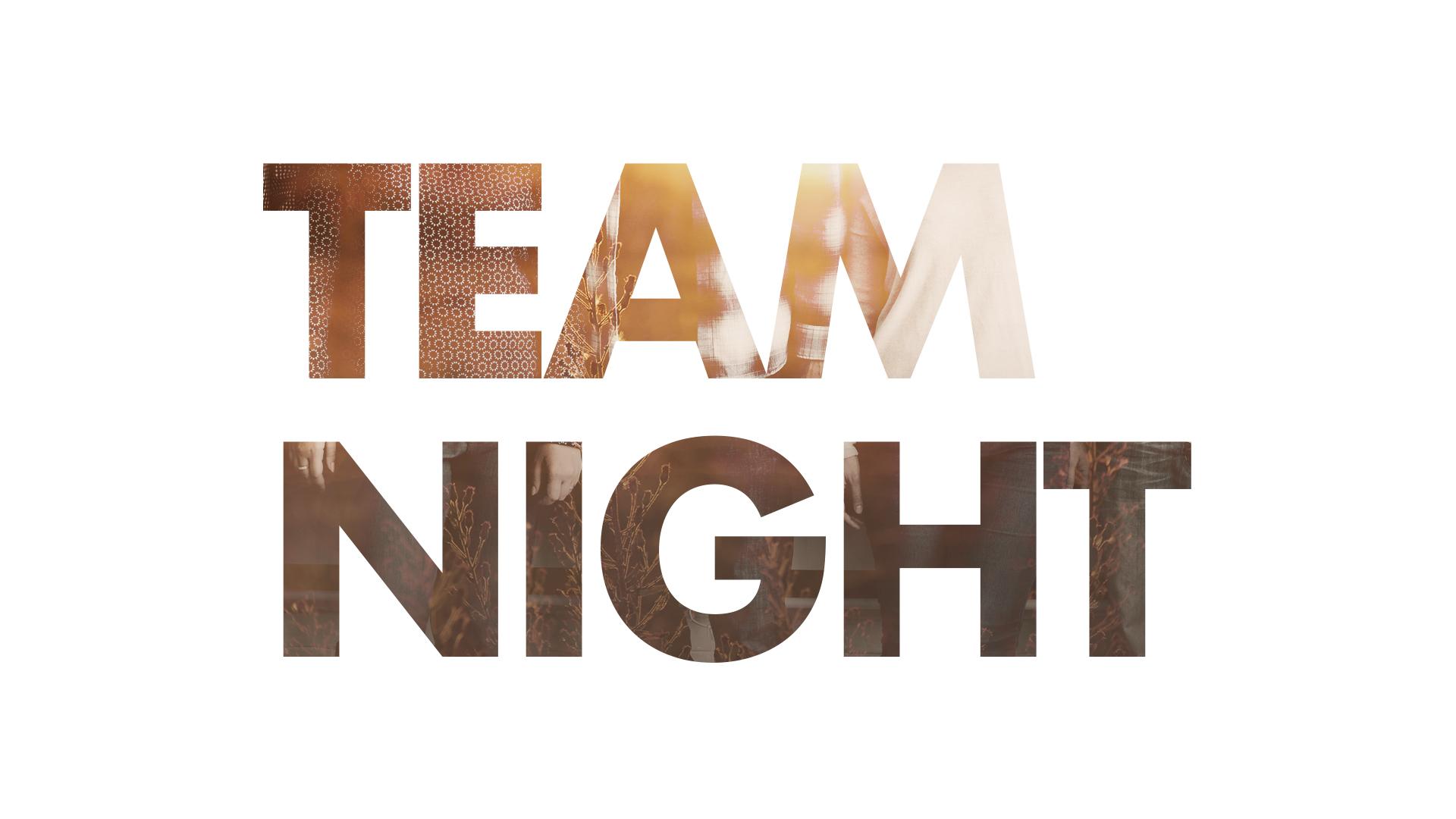 Team Night - Graphics