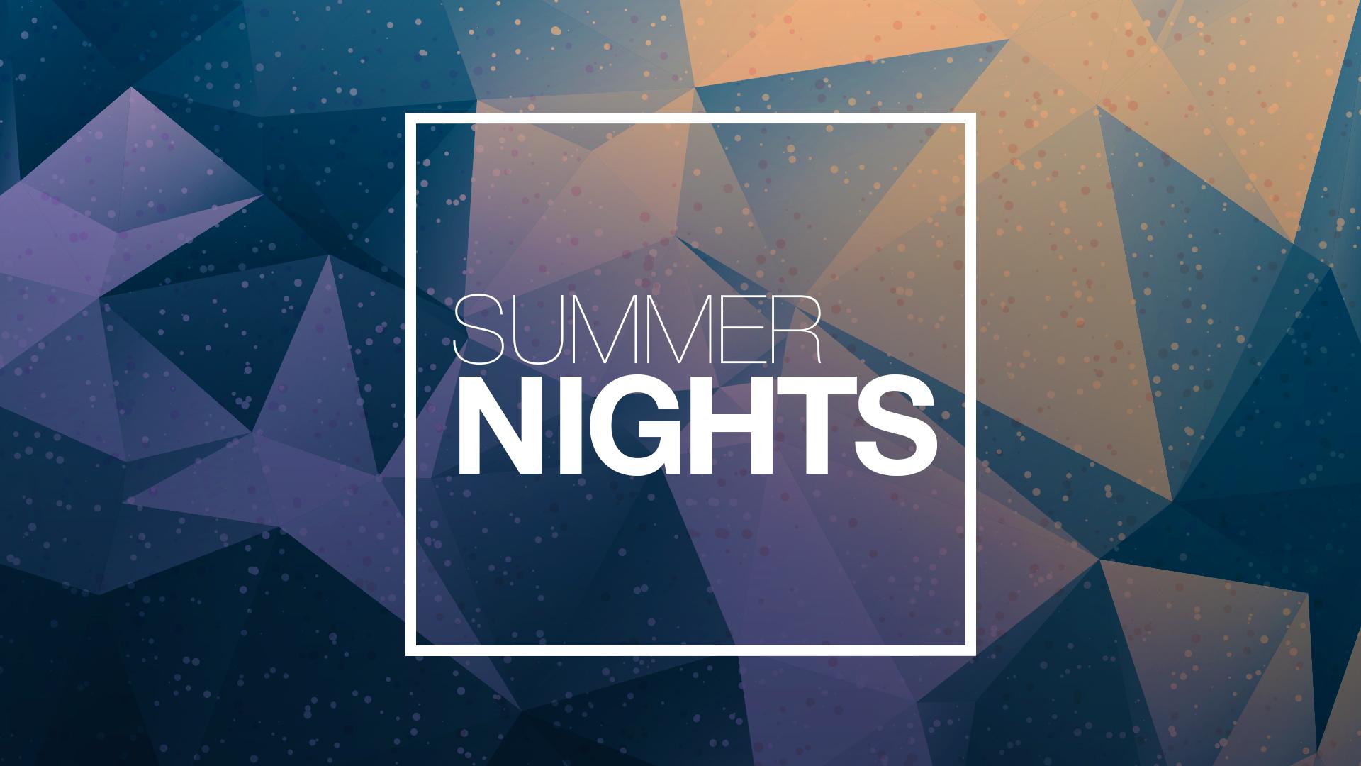 Summer Nights - Graphics