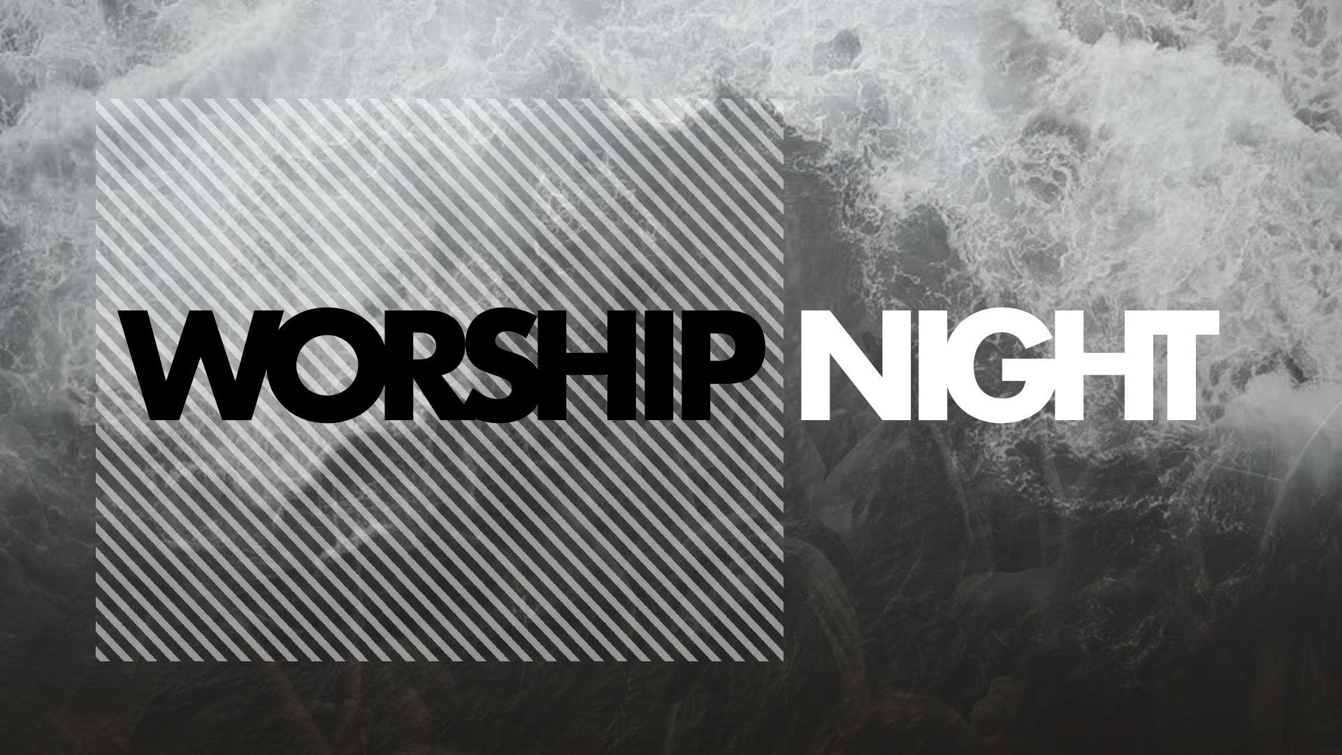 Worship Night - Graphics