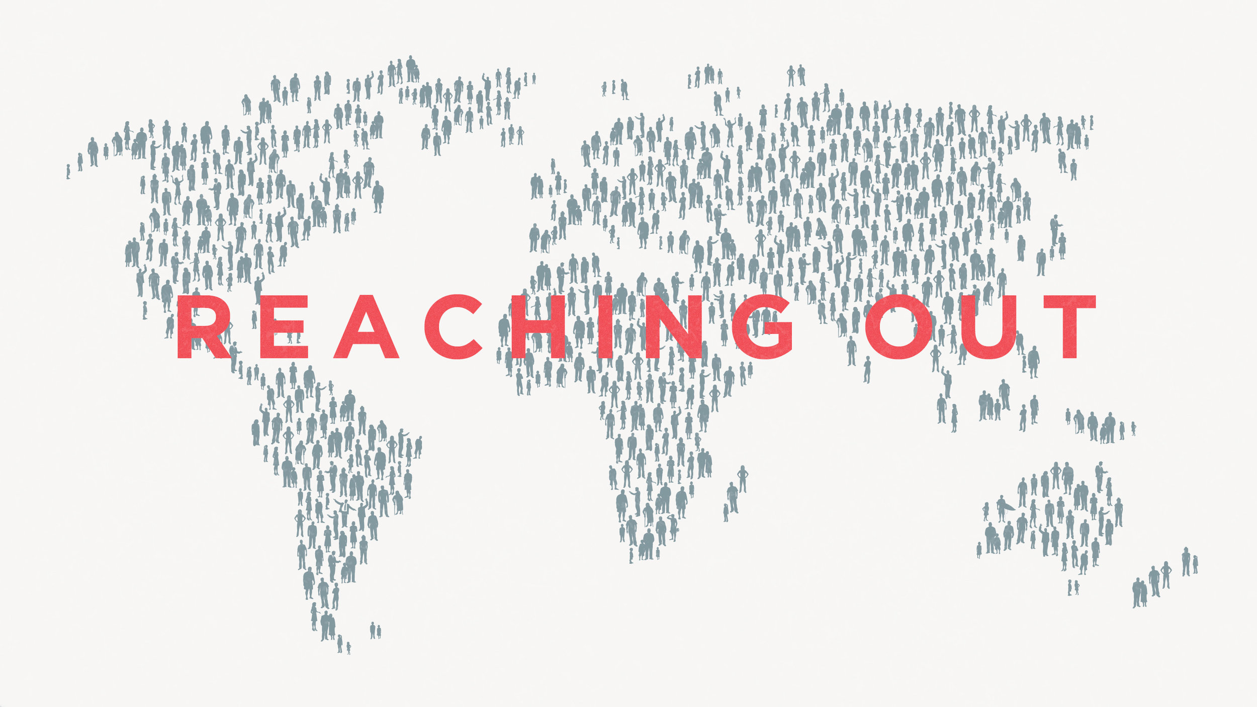 Reaching Out - Graphics