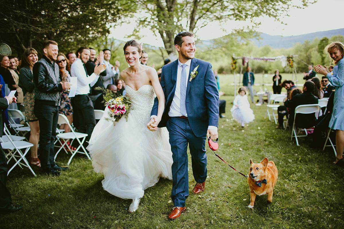 Jake & Katie's Wedding- The Kaaterskill (Catskill, New York)