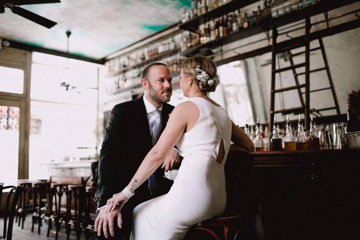 Sara & Steffin's Wedding- Brooklyn, New York