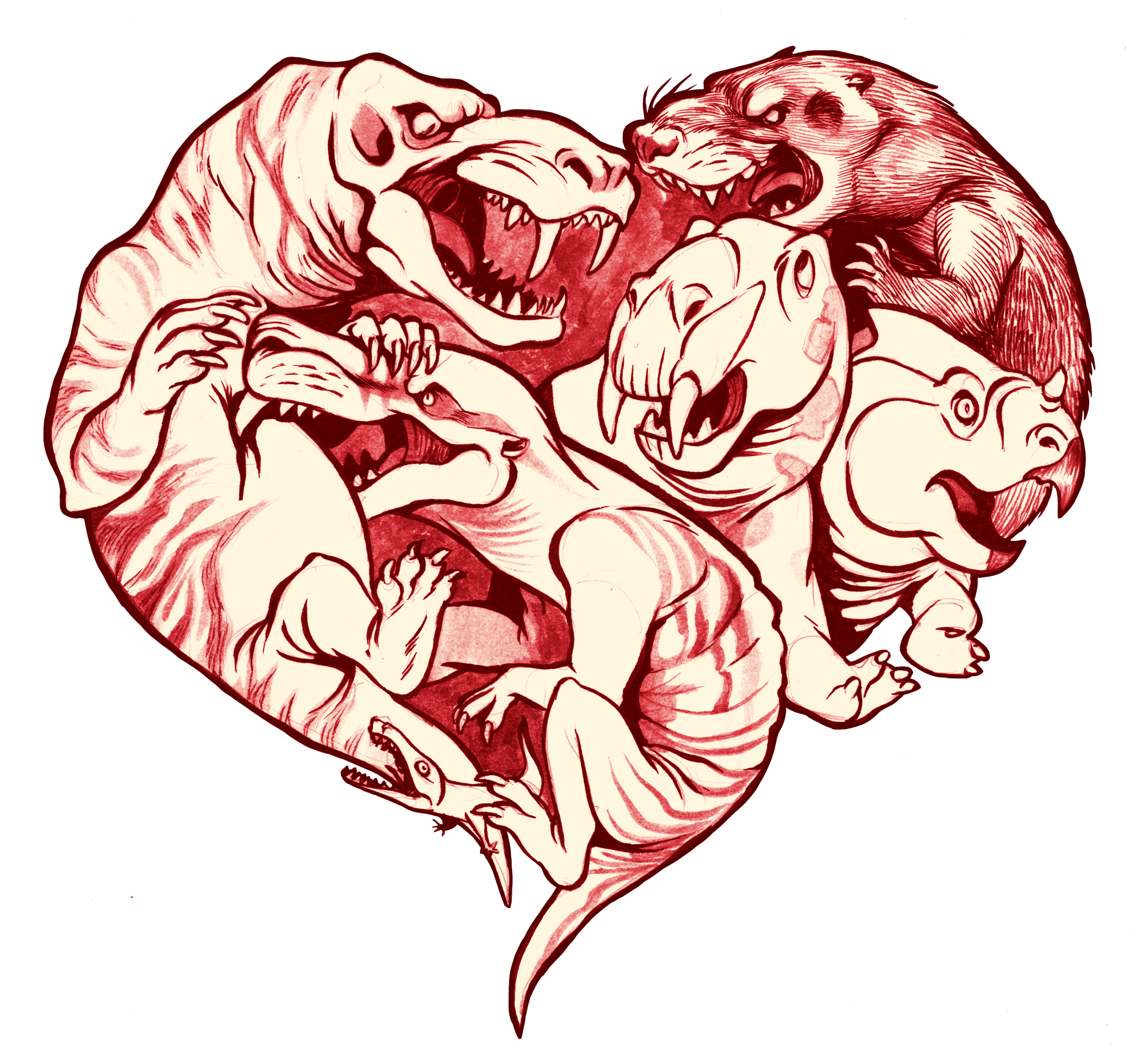 Theriodont Valentine
