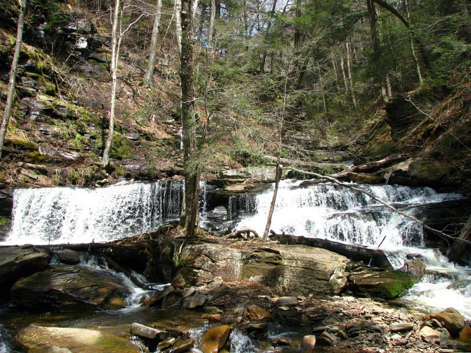 Visiting Rickett's Glen State Park