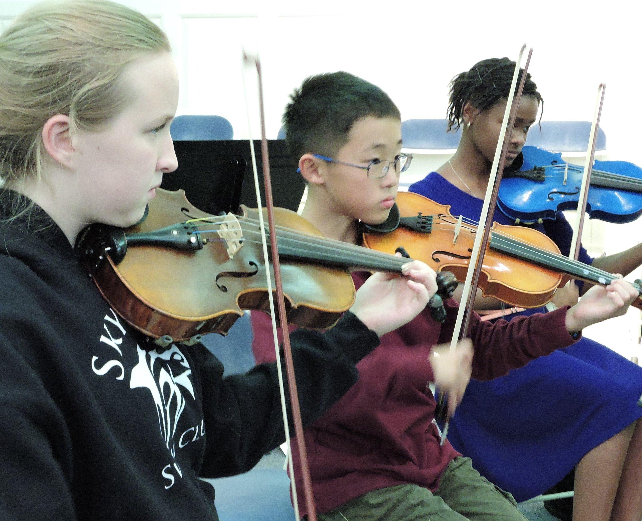 Children's Music Ensembles