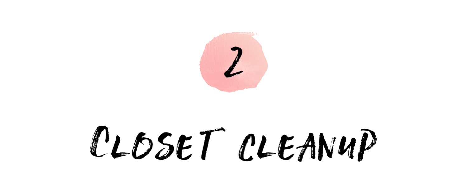 DOES STARING AT your closet make YOU feel ANXIOUS? - Are you struggling with letting go of those sweaters you haven't worn in years? A closet cleanup will help you identify what needs to go in order to make space for your new and improved style!