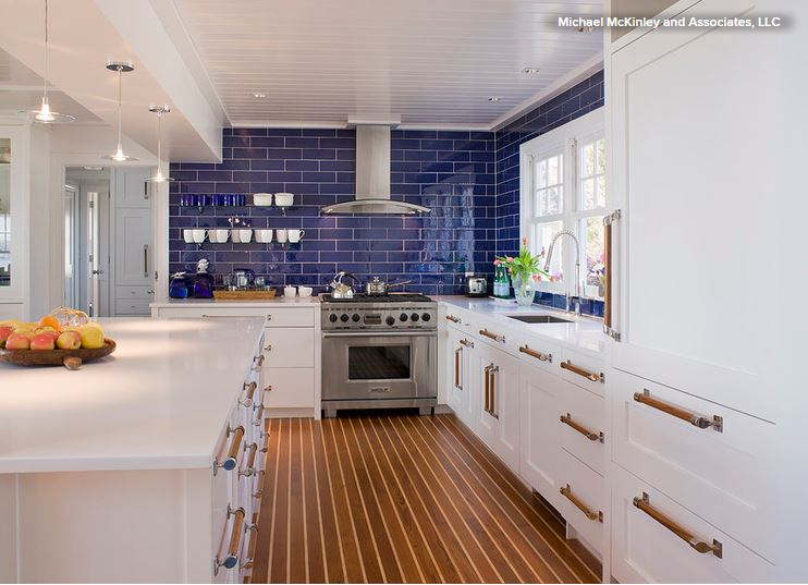 Breezy Coastal Kitchen