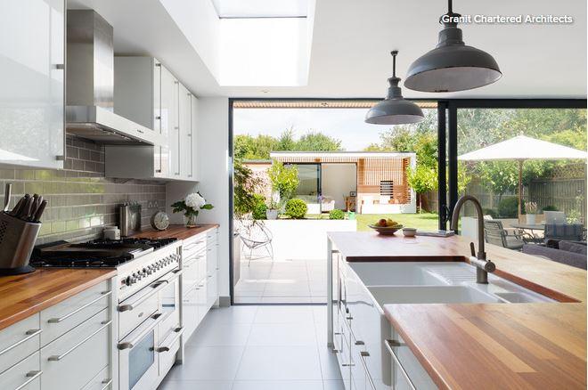 Galley Kitchen 1