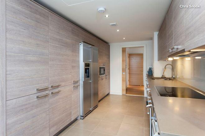 Galley Kitchen 3