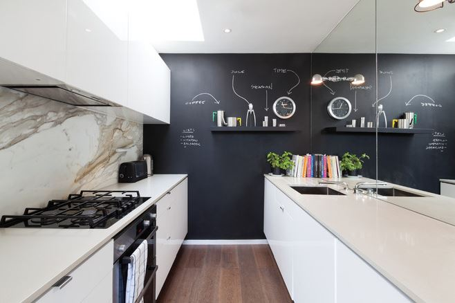 Galley Kitchen 5