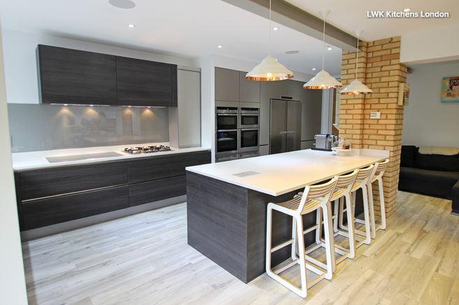 Galley Kitchen 7