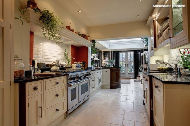 Galley Kitchen 8