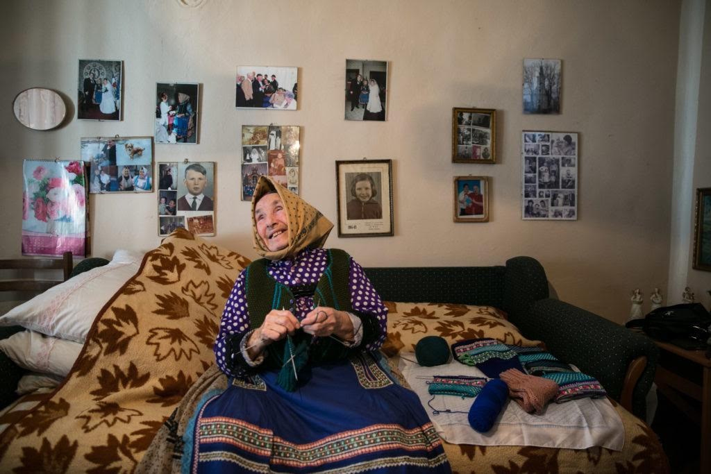 Older Slovaks Hold On to Fading Traditions in Serbia -
