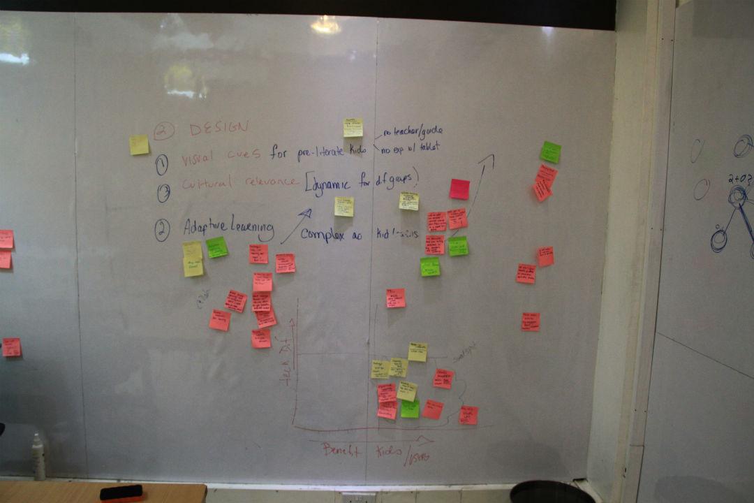 Dev4X design sprint