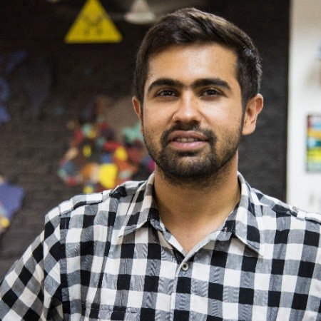 Vaibhav Chhabra - Founder of Maker's Asylum, STEAM school, running in collaboration with the French embassy in India.
