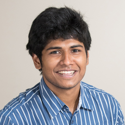 Anirudh Krishnakumar - PhD student in Mental Health Disorders and Citizen Science at CRI, Paris and the MATTER Lab, CMI, New York