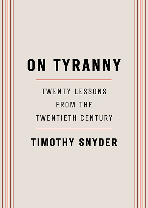 On Tyranny, cover image.jpg