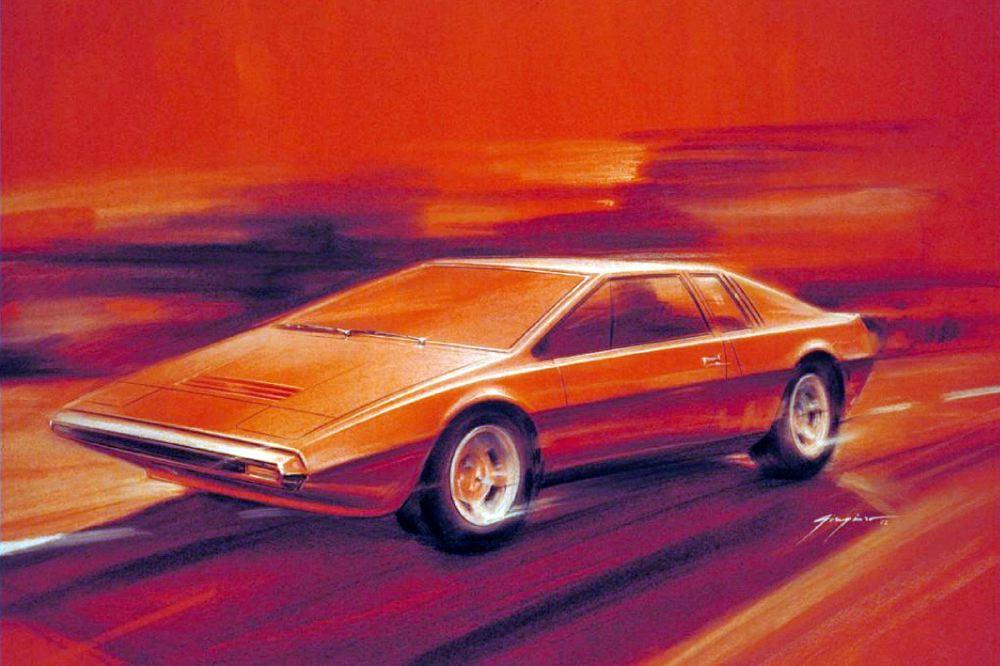 1972 Lotus Esprit