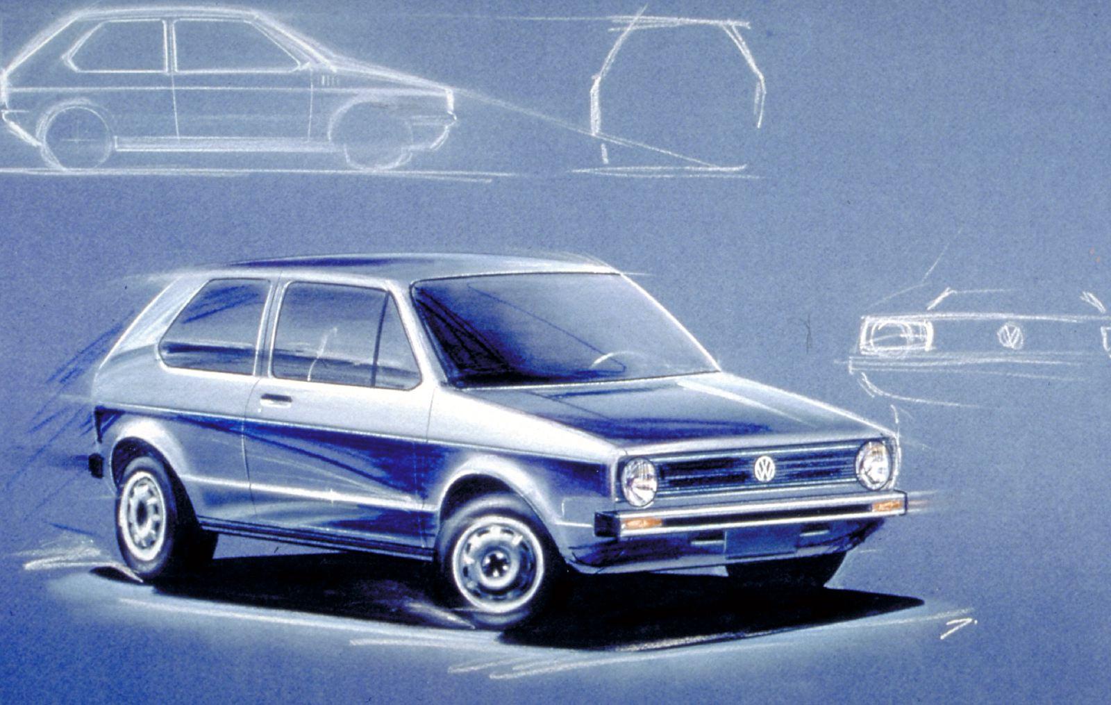 1970 Volkswagen Golf