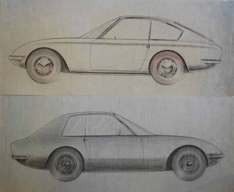 tyrannosaure_1962_Pininfarina_Austin-Healey_3000_Pio-Manzu_Design-Sketch_02.jpg