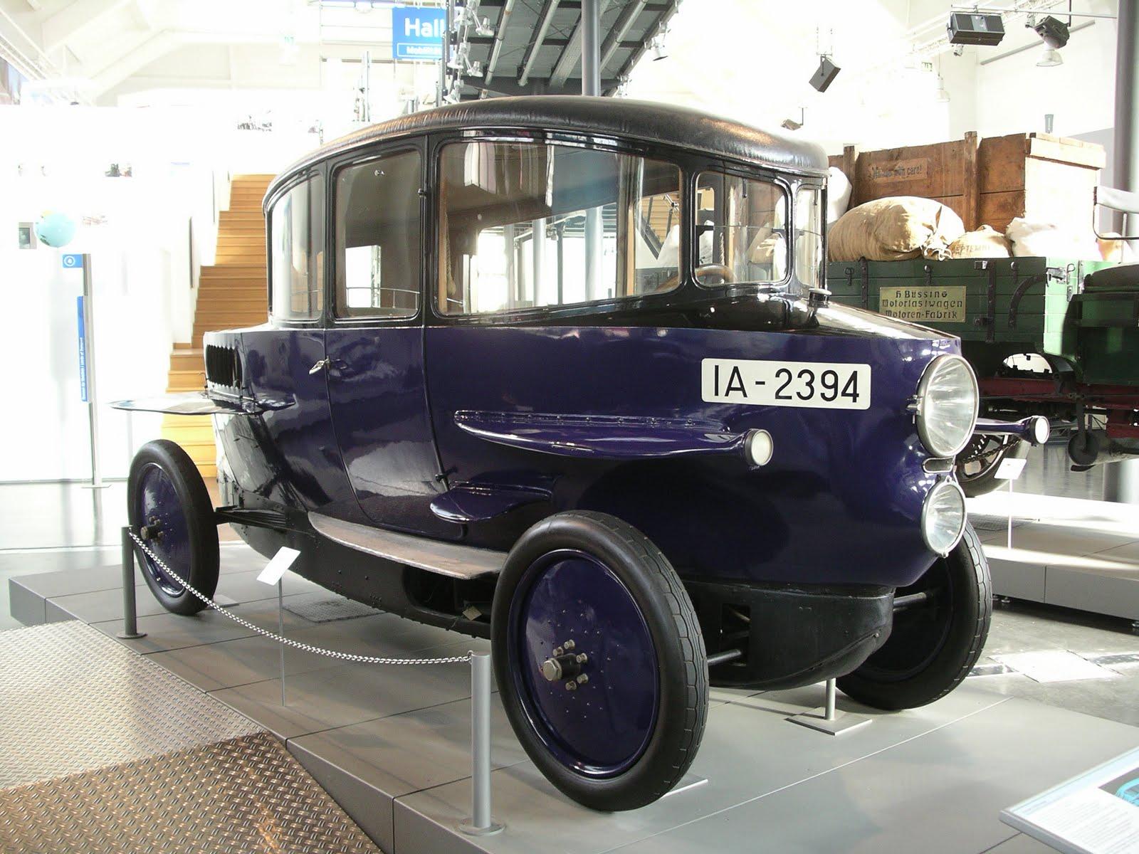 Rumpler Tropfenwagen (1921)