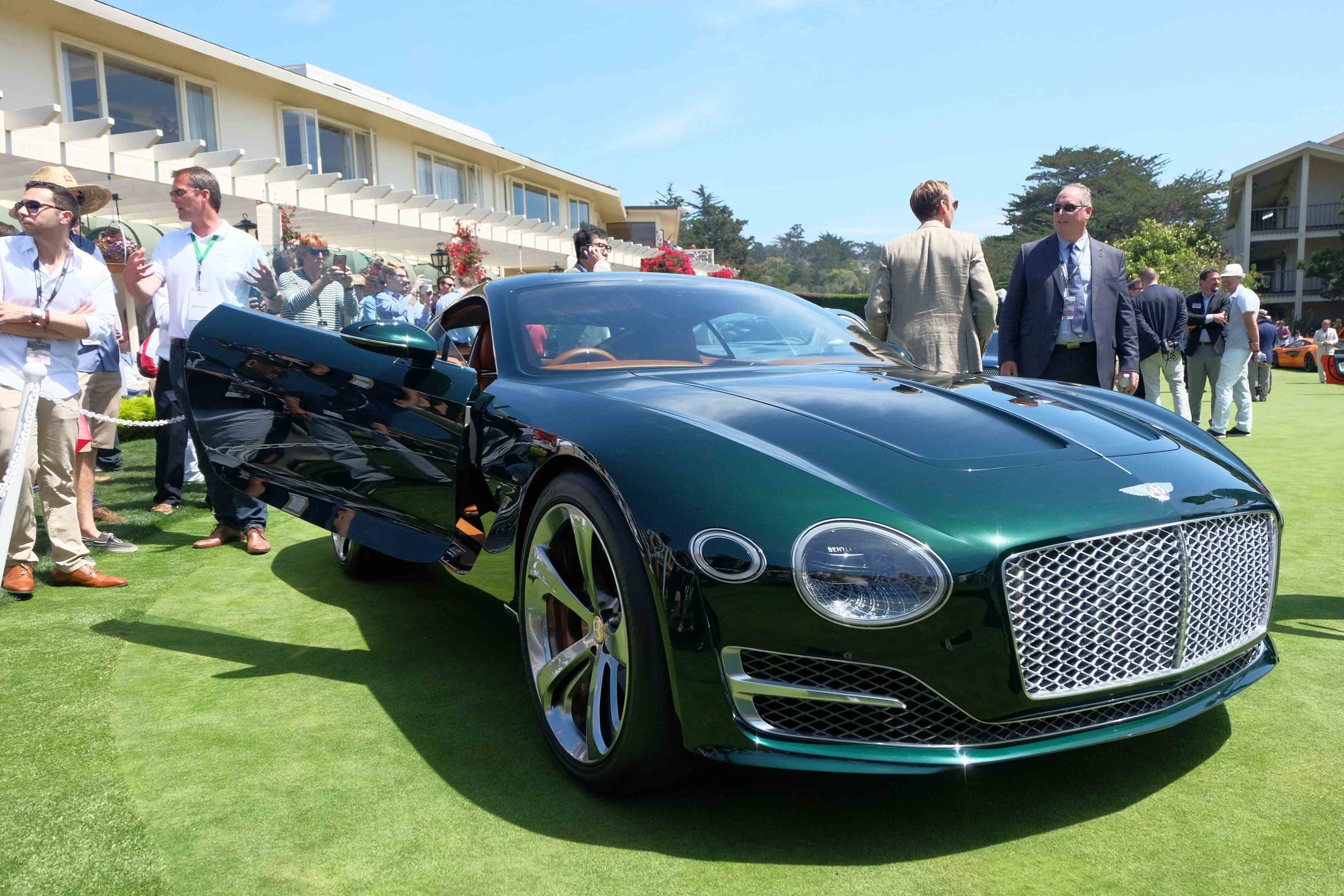 Bentley EXP 10 Speed 6 Concept (2014)
