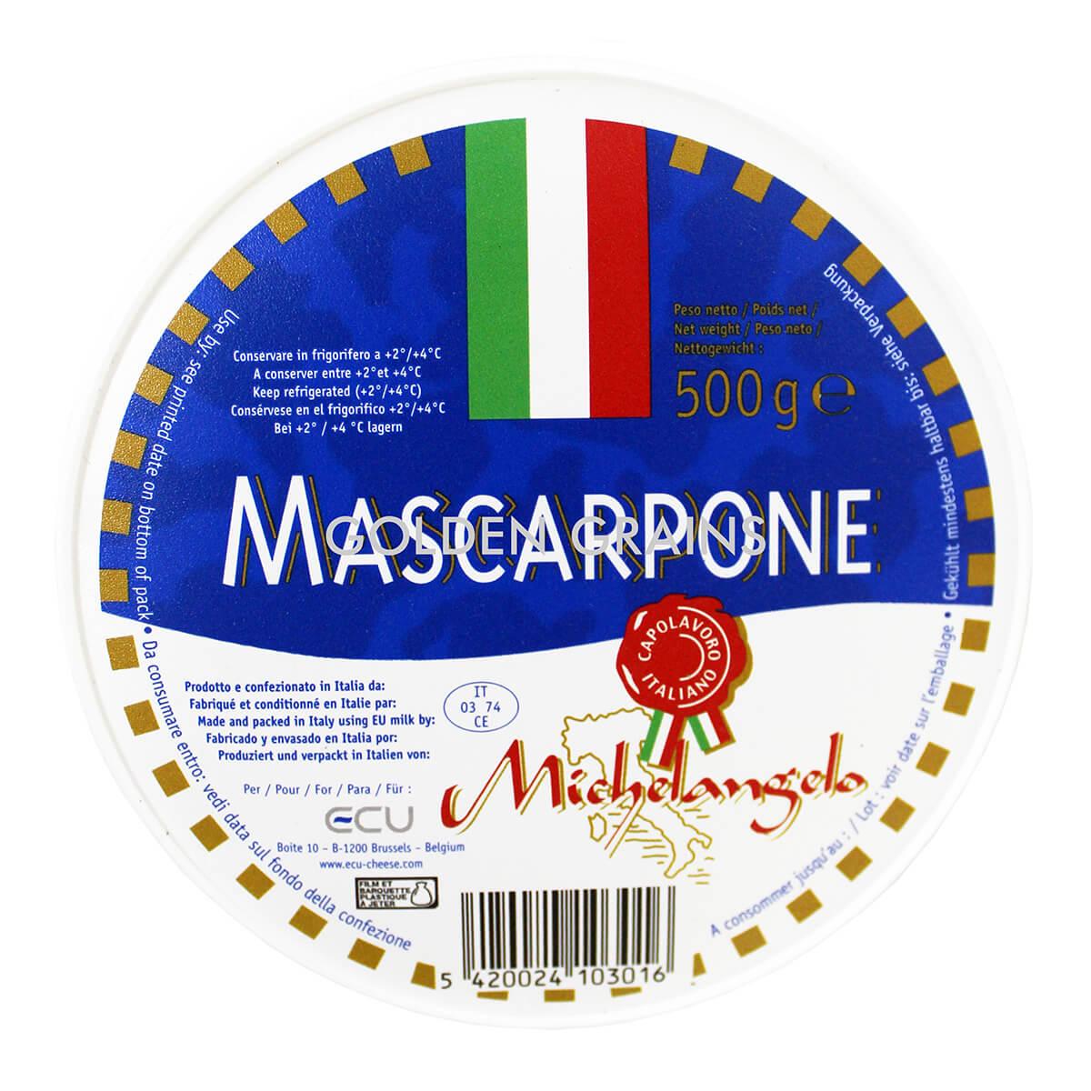 Michelangelo Mascarpone