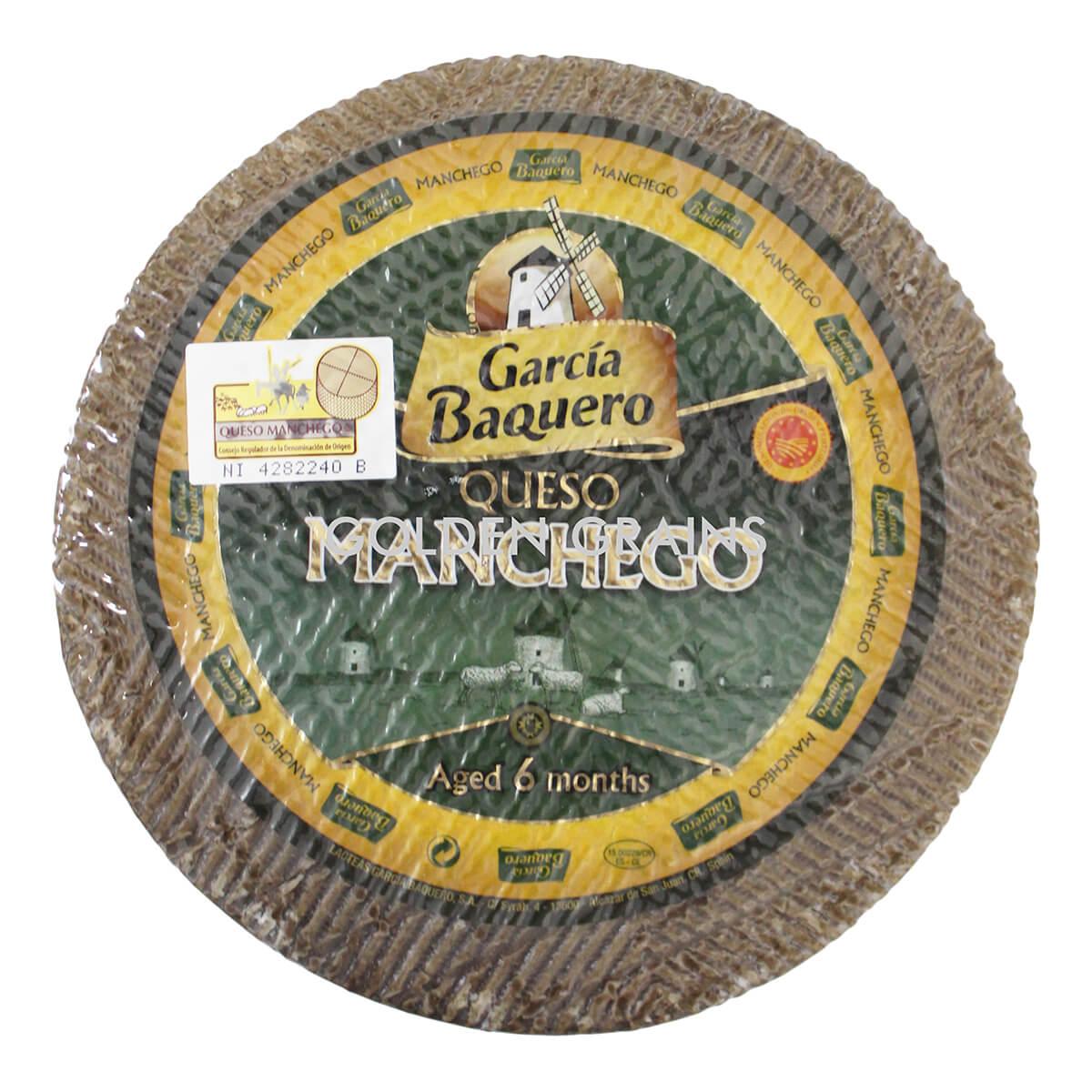 Garcia Banquero Manchego