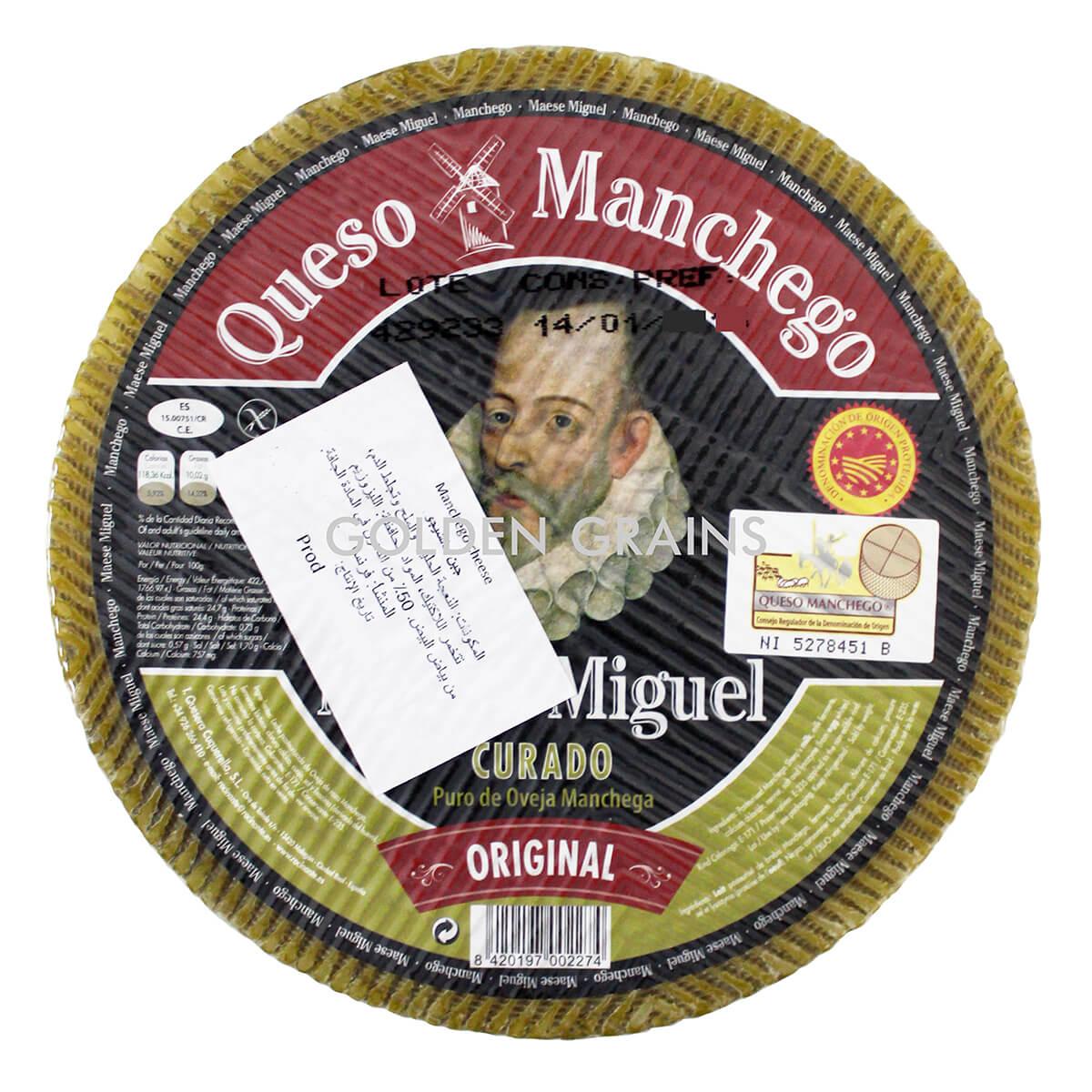 Maes Miguel Manchego