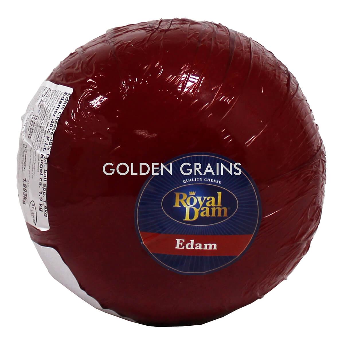Royal Dam Edam Ball Cheese