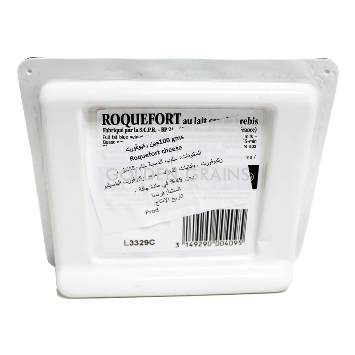 Roquefort Back
