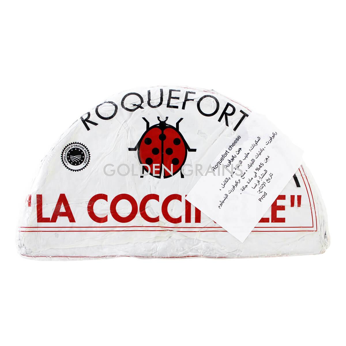 La Coccinelle Roquefort