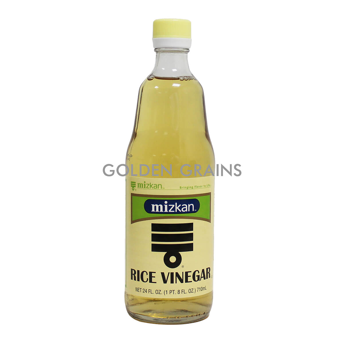 Golden Grains Mizukan - Japanese Rice Vinegar - 710ML - USA - Front.jpg