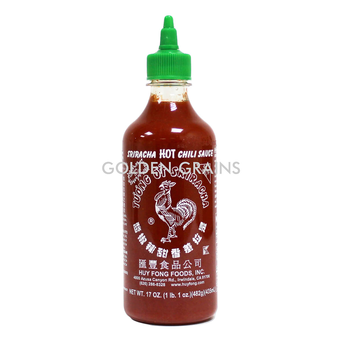 Golden Grains Dubai Export - Sriracha - Front.jpg