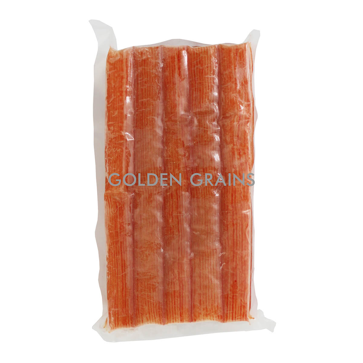 Golden Grains Osaki Style - Surimi Crab Stick - 500G - Japan - Back.jpg