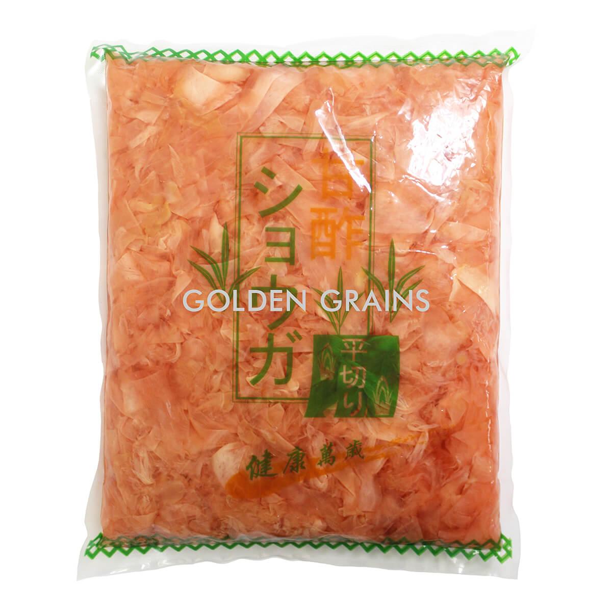 Golden Grains Dubai Export - Sushi Ginger - Front.jpg
