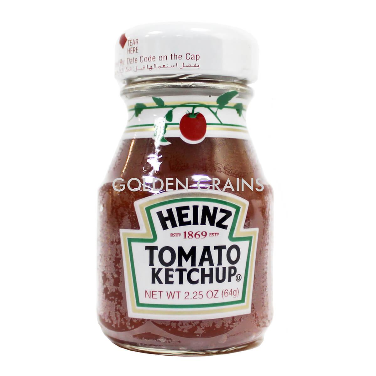 Golden Grains Dubai Export - Heinz Ketchup Mini - Front.jpg