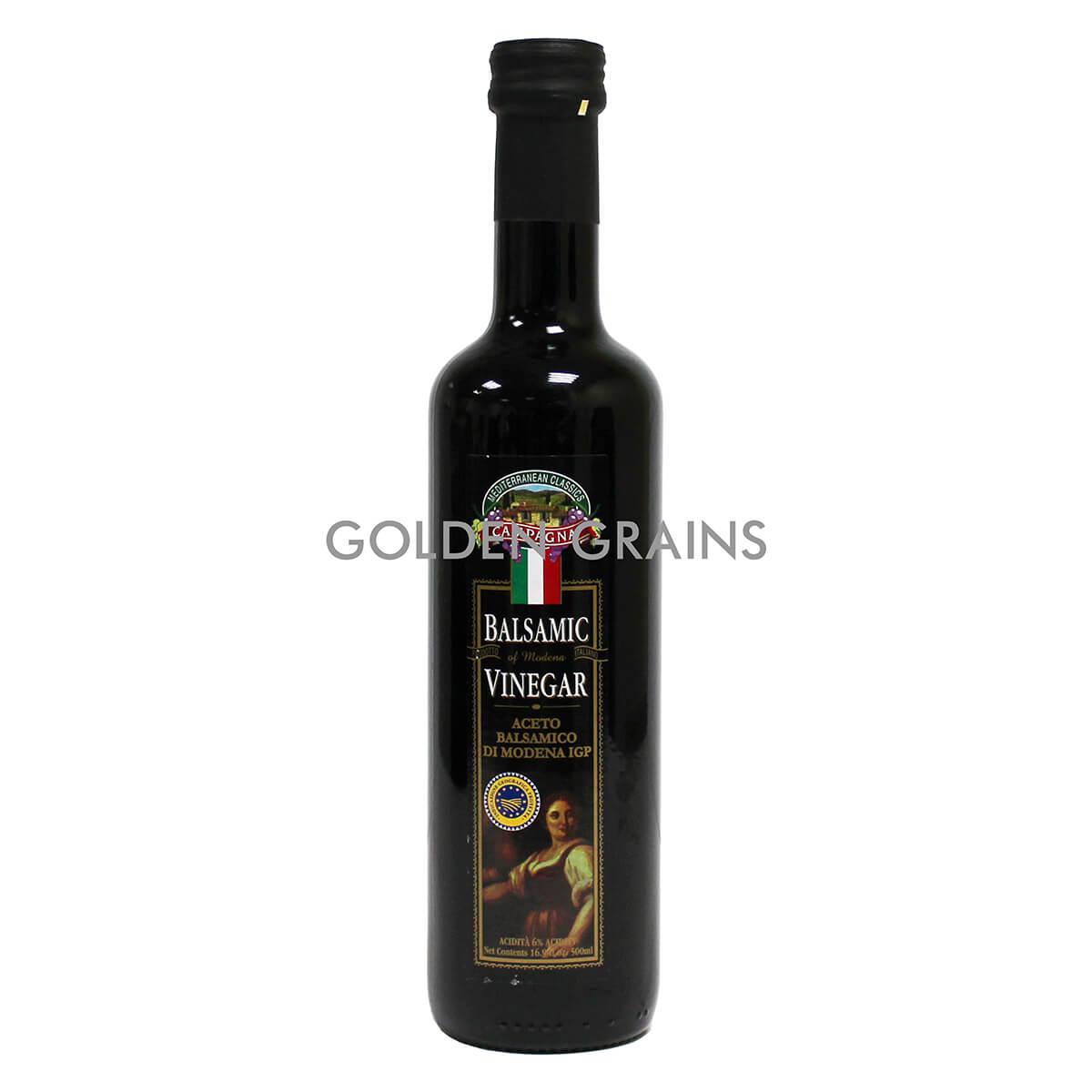 Golden Grains Campagna - Balsamic Vinegar - 500G - Italy - Front.jpg