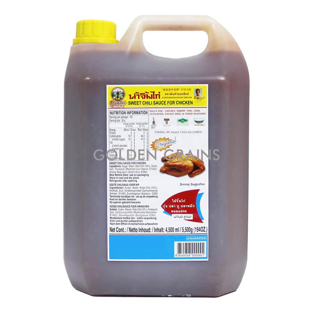 Pantai Sweet Chilli Sauce Golden Grains Food Supplier And Distributor Uae