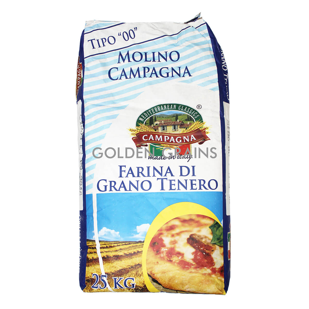 Golden Grains Dubai Export - Campagna Flour - Front.jpg