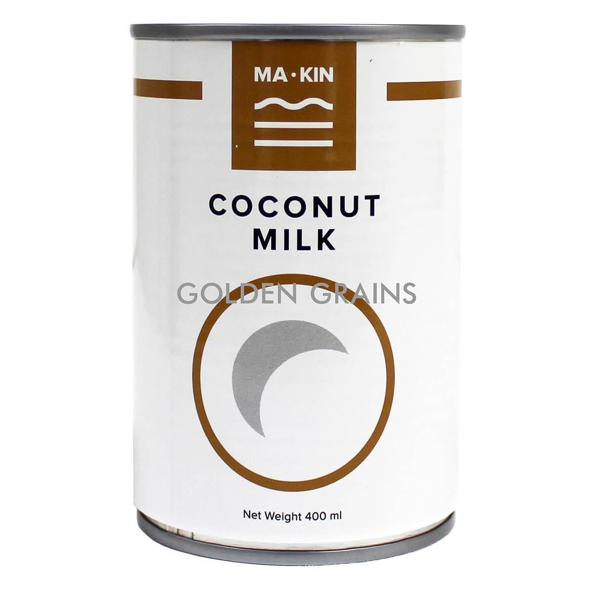 Golden Grains Dubai Export - Ma Kin - Coconut Milk - Front.jpg